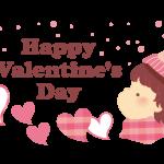バレンタイン(2017)は手作りとデコレーションでデコチョコも