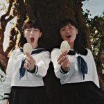 湖池屋プライドポテトCMの女子高生は姉妹?撮影場所の樹についても