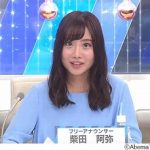 柴田阿弥アナウンサーのインスタがかわいい!大学やwikiについても