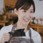 JAL(CM)カフェの店員さん役の女優は誰?インスタやwiki情報をリサーチ!
